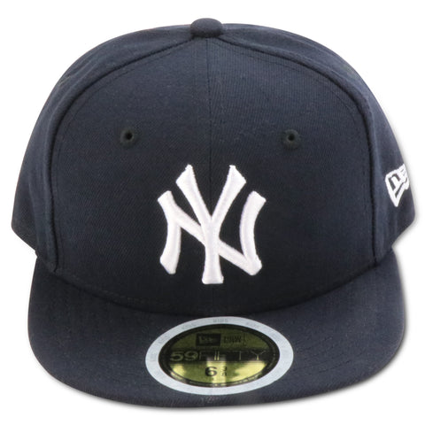 KIDS NEW YORK YANKEES NAVY NEWERA FITTED