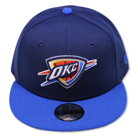 """KIDS"" OKC THUNDERS NEW ERA 9FIFTY SNAPBACK"
