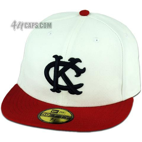 KANSAS CITY ATHLETICS 1962 NEW ERA 59FIFTY FITTED