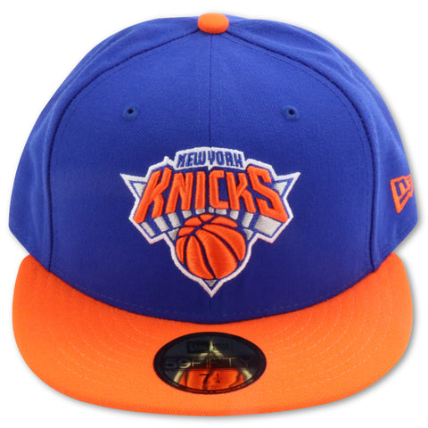 NEW YORK KNICKS 2TONE TEAM NEW ERA 59FIFTY FITTED