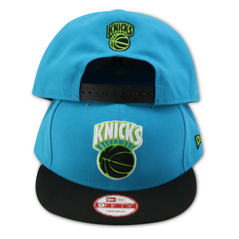 NEW YORK KNICKS NEW ERA 9FIFTY SNAPBACK (BIG BANG FOAMPOSITE)