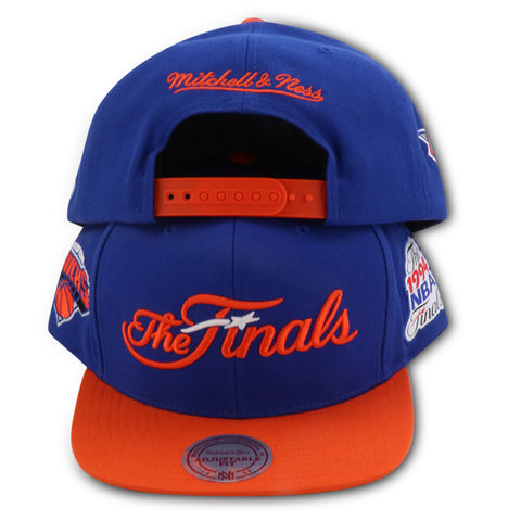 NEW YORK KNICKS 1994 NBA FINALS MITCHELL & NESS SNAPBACK