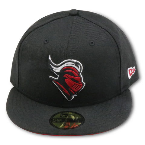 RUTGERS SCARLET KNIGHTS NEW ERA 59FIFTY FITTED (AIR JORDAN RETRO 13 BRED)
