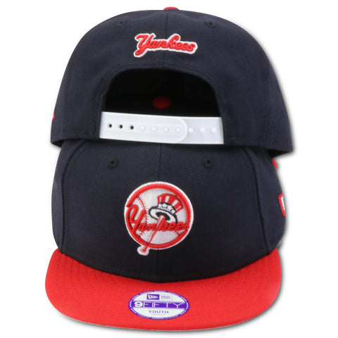 KIDS NEW YORK YANKEES NEW ERA SNAPBACK