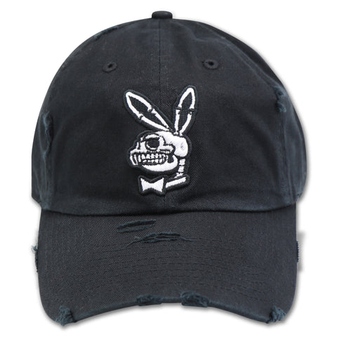 SKULL&BONE  LaPIN OF PARIS DAD HAT