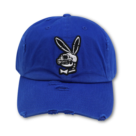 SKULL&BONE  ROYAL LaPIN OF PARIS DAD HAT (AIR JORDAN 1 RETRO ROYAL)