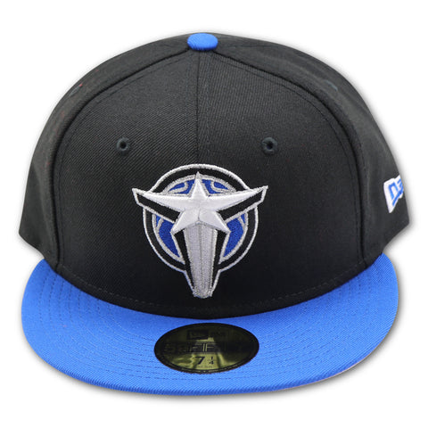 TEXAS LEGENDS NEW ERA 59FIFTY Fitted (Air Jordan 1 Retro Royal Toe)