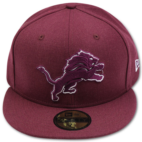DETROIT LIONS NEW ERA 59FIFTY FITTED