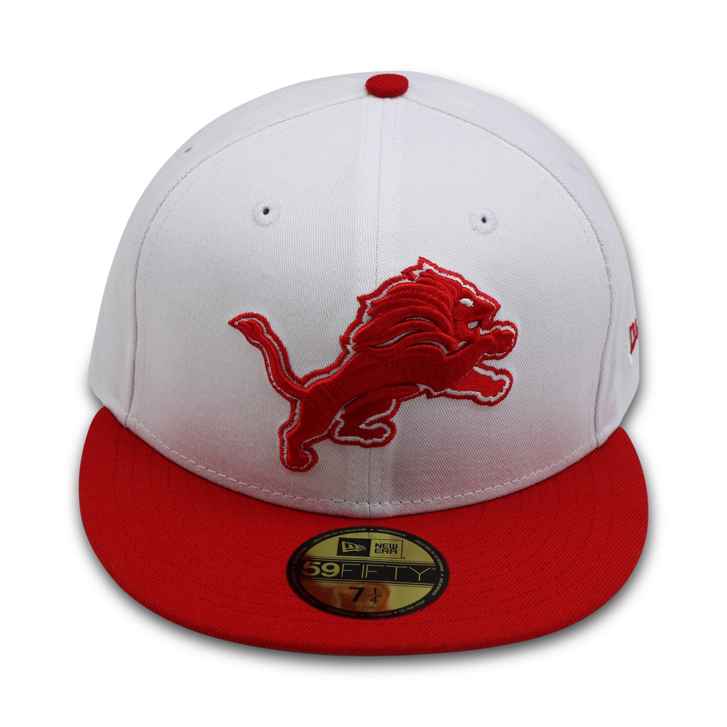 b35f1985 DETROIT LIONS NEW ERA 59FIFTY FITTED