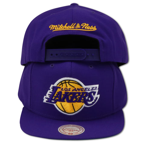 LOS ANGELES LAKERS MITCHELL & NESS SNAPBACK (NL99Z-TSC)