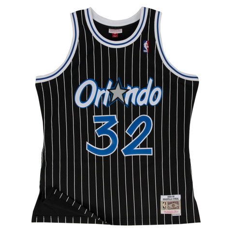 ORLANDO MAGIC SHAQUILLE O'NEAL #32 MITCHELL & NESS  SWINGMAN JERSEY