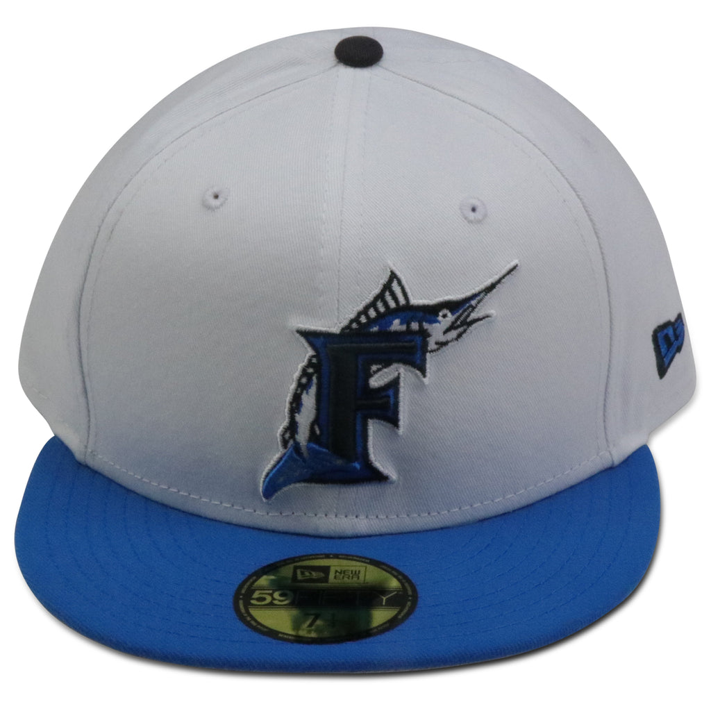 new product 73585 056dc MIAMI MARLINS NEW ERA 59FIFTY FITTED – 4ucaps.com