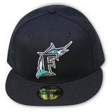 FLORIDA MARLINS 2000-2006 GAME NEW ERA 59FIFTY FITTED