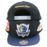 DALLAS MAVERICKS 2006 FINALS MITCHELL & NESS SNAPBACK (096VZ)