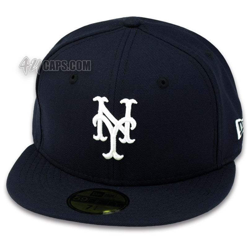NEW YORK METS NEW ERA 59FIFTY FITTED YANKEES COLORS – 4ucaps.com ddd46d7db11