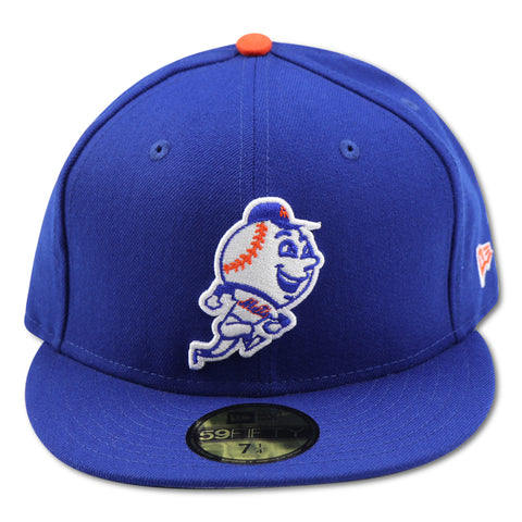 "NEW YORK METS ""MR. MET"" NEW ERA 59FIFTY FITTED"