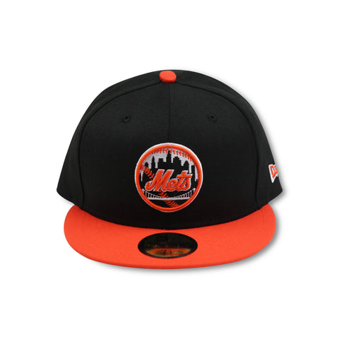 "NEW YORK METS ""CITY LOGO"" 59FIFTY NEW ERA FITTED"