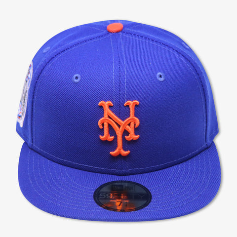 "NEW YORK METS 2000 SBWY ""SKYBLUE BOTTOM"" NEW ERA 59FIFTY FITTED"
