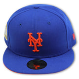 NEW YORK METS TITLE TRIM NEW ERA 59FIFTY FITTED