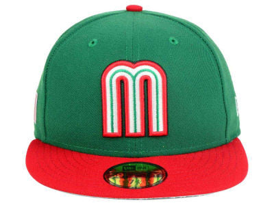 MEXICO WORLD BASEBALL CLASSIC 2017 NEW ERA 59FIFTY FITTED