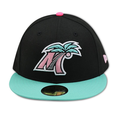 FORT MYERS MIRACLE NEW ERA 59FIFTY FITTED (SOUTH BEACH COLORS)