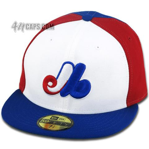 MONTREAL EXPOS 1961-1991 NEW ERA 59FIFTY FITTED