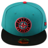 SEATTLE MARINERS NEW ERA 59FIFTY FITTED