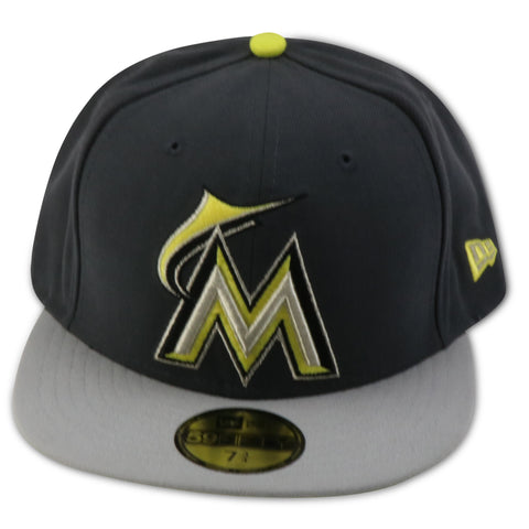 MIAMI MARLINS NEWERA 59FIFTY FITTED