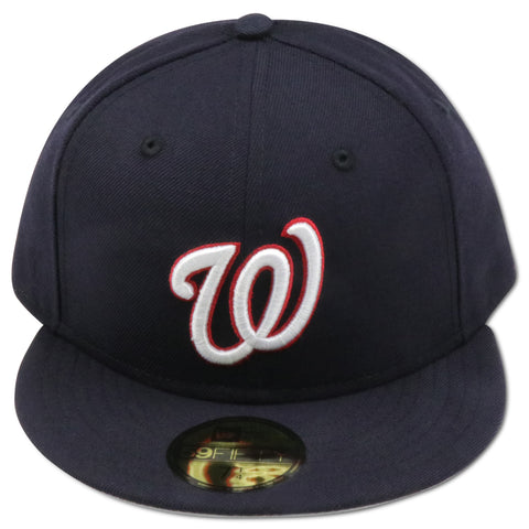 WASHINGTON NATIONALS 2006 ROAD NEW ERA 59FIFTY FITTED