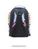 SPRAYGROUND B1873 NBA LAB DURANT TRON WINGS BACK PACK