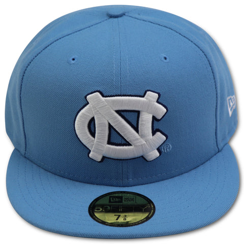 NORTH CAROLINA TAR HEELS NEW ERA 59FIFTY FITTED
