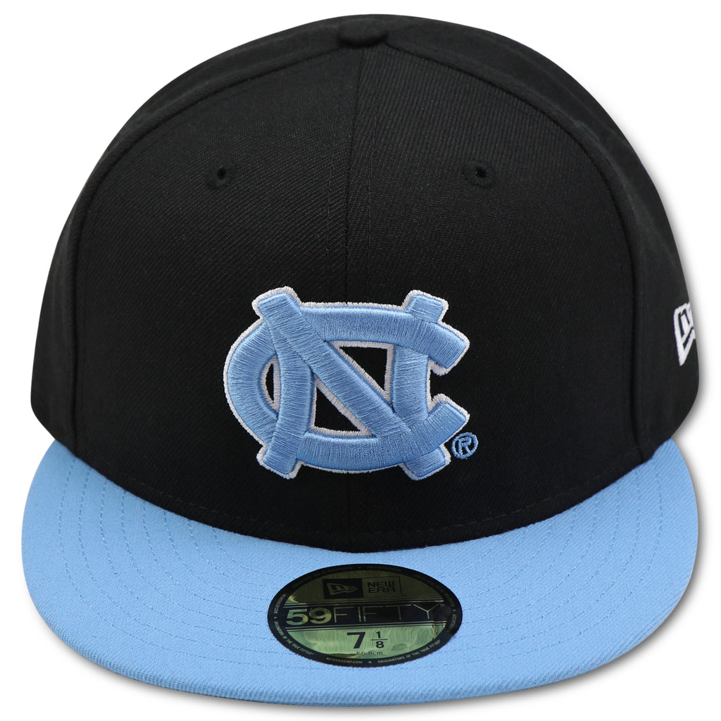 NORTH CAROLINA TAR HEELS NEW ERA 59FIFTY FITTED (AIR JORDAN 6 RETRO UN –  4ucaps.com cd1a6056ad0d
