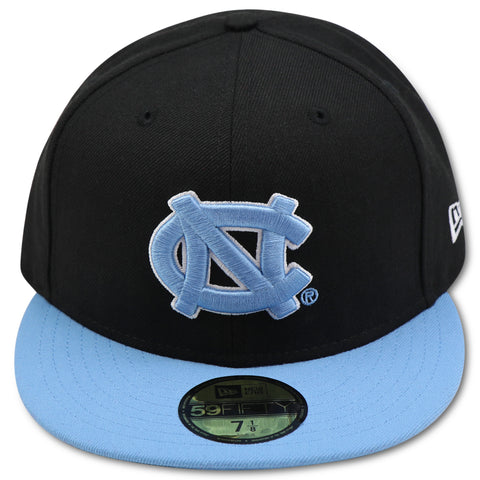 NORTH CAROLINA TAR HEELS NEW ERA 59FIFTY FITTED (AIR JORDAN 6 RETRO UNC)