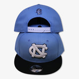 NORTH CAROLINA TAR HEELS NEW ERA 9FIFTY SNAPBACK (AIR JORDAN 9 RETRO UNC)
