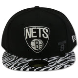 "BROOKYN NETS ""WILLAMS"" NEW ERA 59FIFTY FITTED"