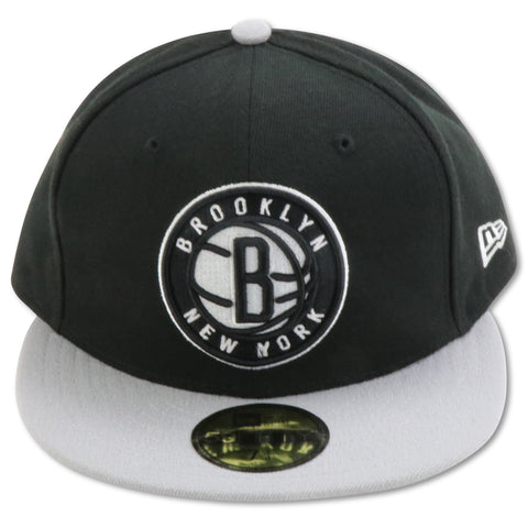 BROOKLYN NETS 2TONE NEW ERA 59FIFTY FITTED
