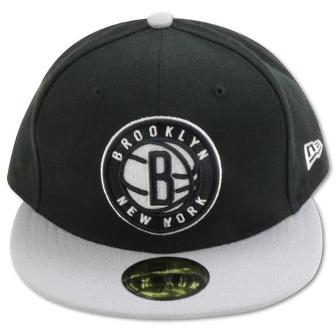 BROOKLYN NETS 2-TONE -NEW ERA 59FIFTY FITTED