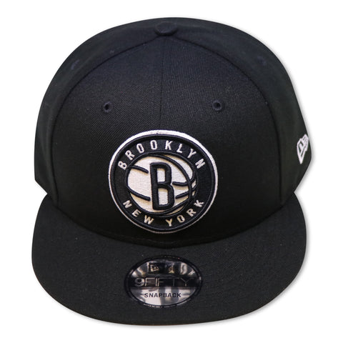 BROOKYN NETS 9FIFTY NEW ERA SNAPBACK