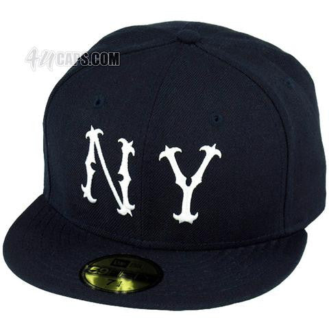 NEW YORK 1903-1904 HIGHLANDERS NEW ERA 59FIFTY FITTED