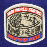 NEW YORK METS NEW ERA 59FIFTY 1969 WORLD SERIES FITTED PATCH