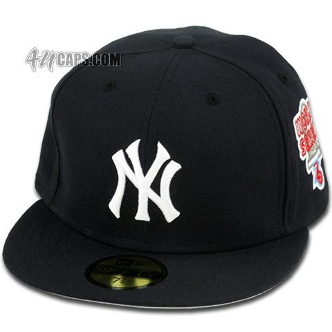 NEW YORK YANKEES 1976 WORLD SERIES NEW ERA 59FIFTY FITTED