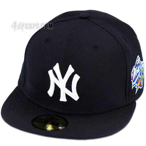 NEW YORK YANKEES 1998 WORLD SERIES NEW ERA 59FIFTY FITTED
