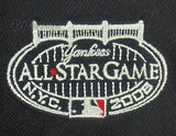 NEW YORK YANKEES 2008 ALL STAR GAME NEW ERA 59FIFTY FITTED ALL STAR PATCH