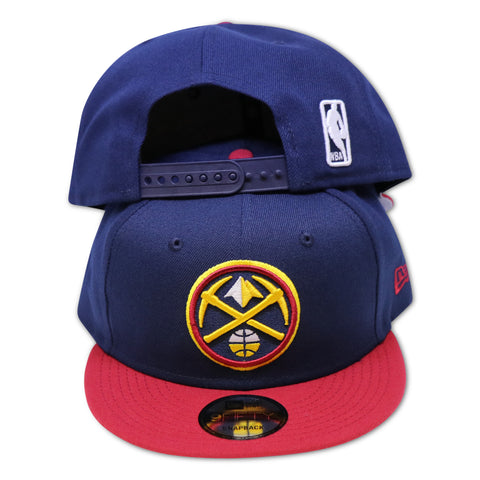 DENVER NUGGETS NEW ERA 9FIFTY SNAPBACK