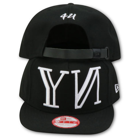 Y NOT NEW ERA 59FIFTY SNAPBACK
