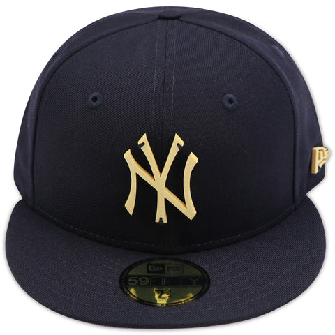 "YANKEES ""4UCAPS EXCLUSIVE"" WOOD LOGO NEW ERA 59FIFTY FITTED"
