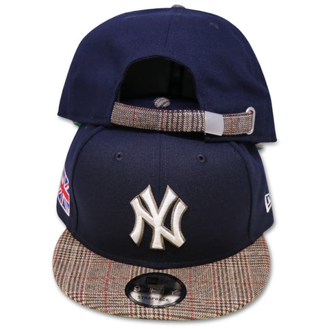 "NEW YORK YANKEES ""LONDON SERIES"" NEWERA 9FIFTY STRAPBACK"