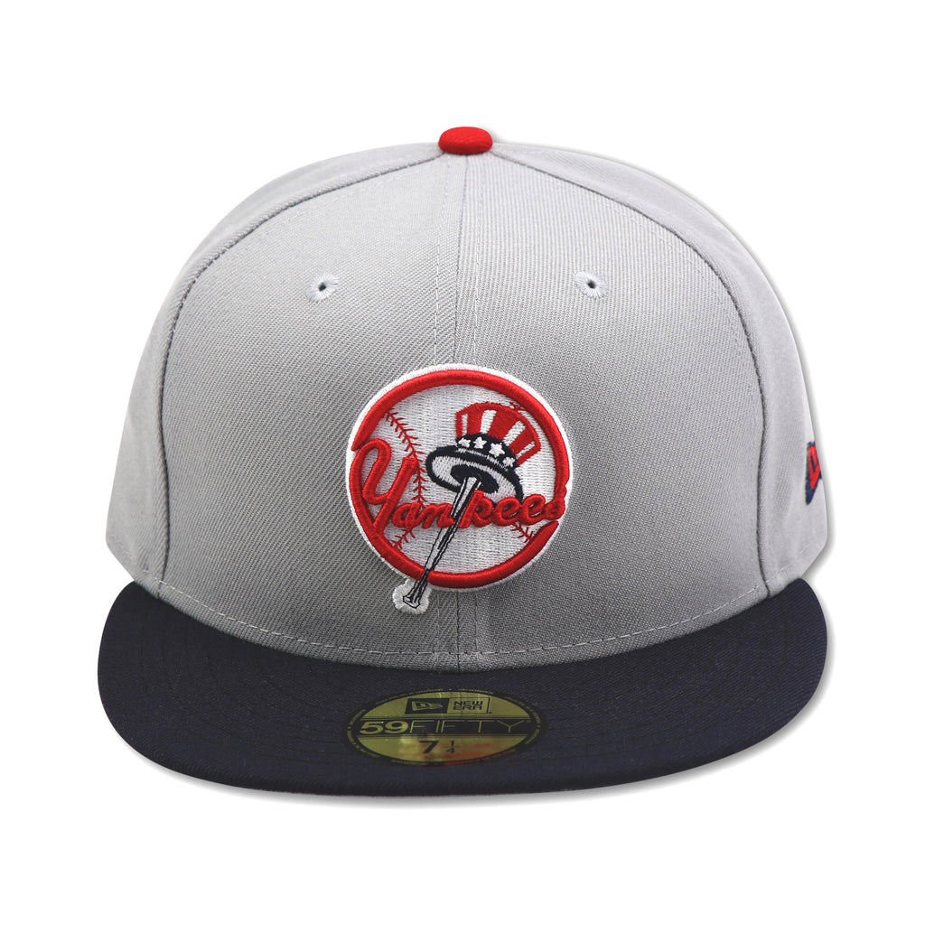 6899b378716 NEW YORK YANKEES TOP HAT LOGO NEW ERA 59FIFTY FITTED – 4ucaps.com