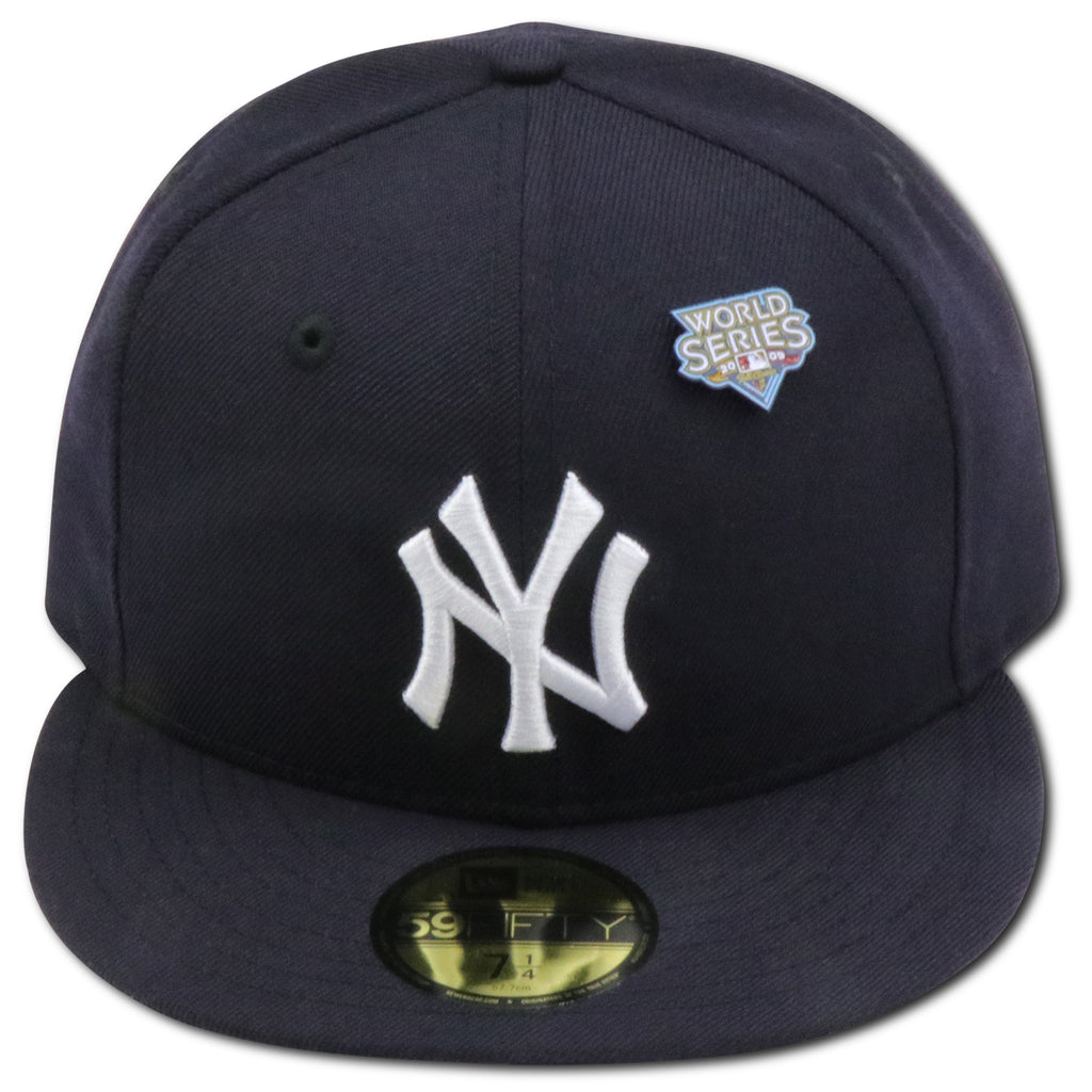 1700f702e5dad NEW YORK YANKEES 2009 WORLD SERIES PIN NEW ERA FITTED – 4ucaps.com