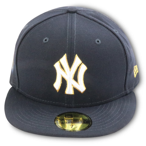 "NEW YORK YANKEES ""GOLD CITY"" NEW ERA 59FIFTY FITTED"